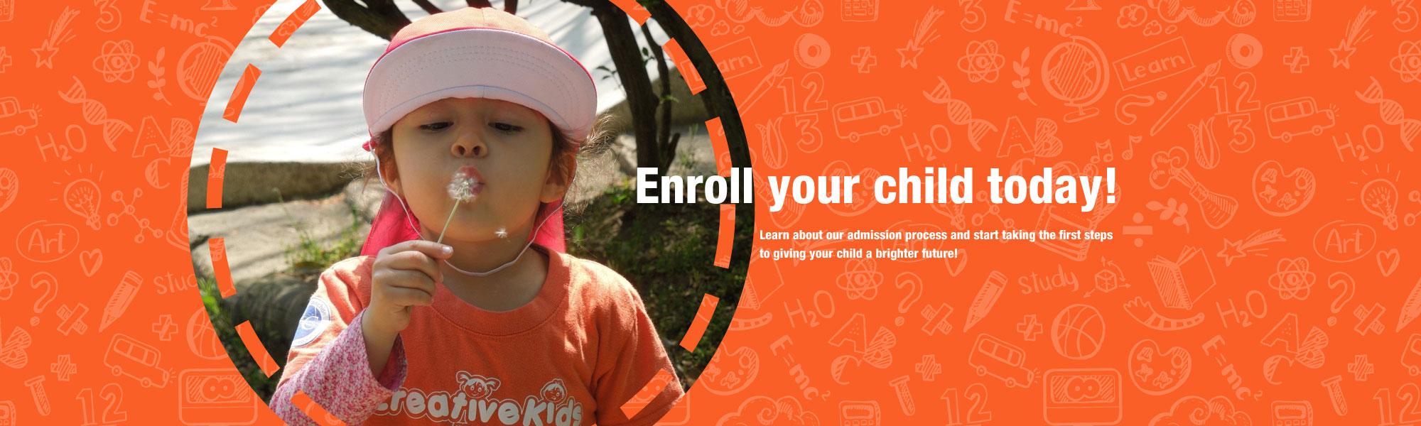 インターナショナルスクール|Creative Kids INTERNATIONAL PRESCHOOL